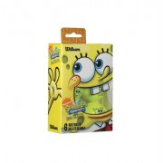 Wilson Sponge Bob Golf Balls, Pack of 6 (Yellow)