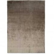 The Sofa Store Matta Silky Smooth gråbrun velvet - 140x200 cm