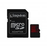 Kingston SDCA3 / 32GB 32GB MicroSDHC UHS-I Tarjeta De Memoria U3