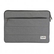 Casepax 13.3-Inch Slim Padded Laptop Sleeve Carrying Case Computer Bag with Accessories Pocket for Notebook Chromebook MacBook Air Pro iPad Pro Tablet