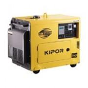 Generator diesel cu automatizare Kipor KDE 6700TA