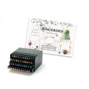 Faber Castell Pitt Artist Pen Brush 48 delig studiobox met kleurboek Bingerden