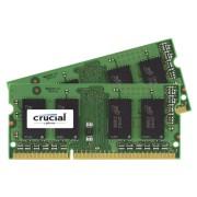 Crucial 16GB DDR3 1600 MT/s Kit 8GBx2 SODIMM 204pin CL11