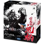 PSVITA PlayStation Vita Wi-Fi model Onigara Black (PCHJ-10008) Japan Import