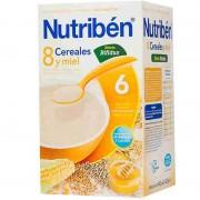 Nutriben Cereales 8 Cereales Miel Digest 600 g