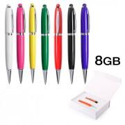 Bolígrafos USB puntero Sivart 8GB