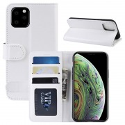 Capa Tipo Carteira para iPhone 11 Pro com Suporte - Branco