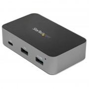 Startech Hub USB-C de 2x USB 3.1/1x USB-C Alimentado