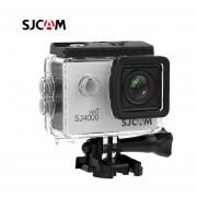 SJCAM SJ4000 WIFI Cámara de Acción 1080P Full HD 2,0 pulgadas pantalla deportes DV buceo 30M carcasa impermeable SJ 4000 Cámara(#Blanco)(#Option 8)
