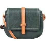 Lino Perros Green Sling Bag