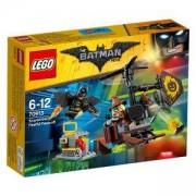 Конструктор ЛЕГО БАТМАН - Сблъсък с Плашилото, LEGO Batman Movie, 70913