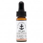 The Brighton Beard Company Baardolie (Mandarijn, Cederhout & Jeneverbes) - The Brighton Beard Company