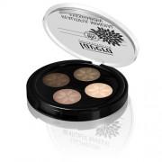 Lavera Beautiful Mineral Quattro Eyeshadow Cappuccino Cream 02 Trend - 3 G