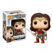 Funko Figura Funko Pop Heroes DC Comics Justice League Wonder Woman 6.2 Pulgadas