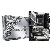 MB, ASRock B550 STEEL LEGEND /AMD B550/ DDR4/ AM4 (90-MXBDF0-A0UAYZ)