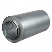 Amortizor de zgomot rotund Vents SR 100/600