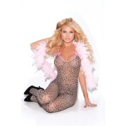 Elegant Moments Bodystocking luipaard