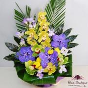 """Aranjament floral """"Exotic"""""""