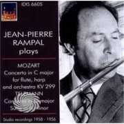 Video Delta Mozart / Laskine / Rampal - Jean-Pierre Rampal Plays Mozart - CD
