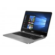 "Laptop Asus TP401CA-EC031T Win10 14""FHD, Intel M3-7Y30/8GB/256GB SSD/Intel HD 615"