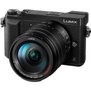 Panasonic LUMIX DMC-GX80 fekete + objektív 14-140mm