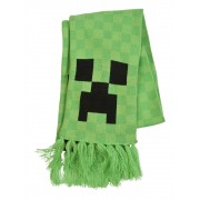 Fular Creeper Face licenta Minecraft Jinx