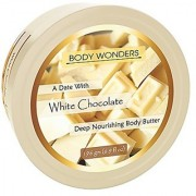 Body Wonders - A Date With White Chocolate Body Butter (196 Gm 6.9 Fl Oz) - Pack of 3