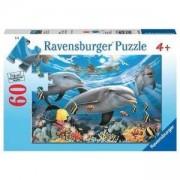 Пъзел от 60 части - Caribbean Smile, Ravensburger, 707453