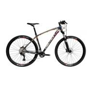 """Bicicleta Mountain Bike Devron RIDDLE R7.9, Roti 29"""", Frana hidraulica pe disc, Cadru M - 457mm (Gri)"""