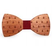 Dřevěný motýlek Gaira 709045