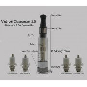 Clearomizor Vision 2.0