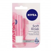 Nivea Soft Rose Lip Care 5,5ml pomadka ochronna [W]