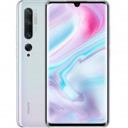 Celular XIAOMI Mi Note 10 6GB 128GB Dual Sim Android 9 Pie White