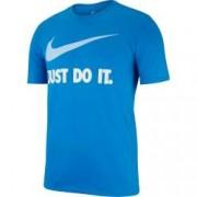 Tricou barbati Nike NSW TEE JDI SWOOSH NEW albastru XXL