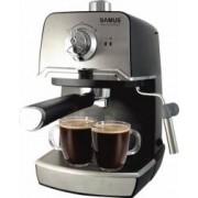 Espressor de cafea Samus Aroma 20 850W 20Bari 1.2L Black-Inox