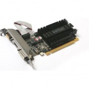 Placa video ZOTAC GeForce GT 710, 2GB DDR3, 64 Bit, HDMI, DVI, VGA