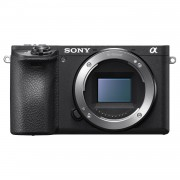 Sony Alpha A6500 systeemcamera Body Zwart - Tweedehands