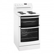 Westinghouse WLE537WA 54cm Freestanding Electric Oven/Stove - White