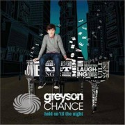 Video Delta CHANCE, GREYSON - HOLD ON 'TIL THE NIGHT - CD