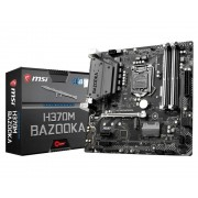 MB, MSI H370M BAZOOKA /Intel H370/ DDR4/ LGA1151