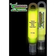 Glominex B99 Glow in the Dark Paint - 1 Ounce Tube - Yellow
