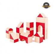 Set cuburi - editie aniversara, 30 piese