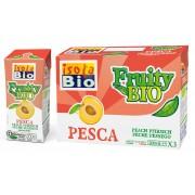 Nectar bio de piersici Fruity 3X200ml