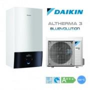 Daikin Altherma 3 ERGA06DV/EHBX08D9W hőszivattyú, fűtő-hűtő 6 kW