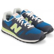 New Balance WL373G Running Shoes For Women(Blue, Grey)
