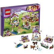 Lego Heartlake Horse Show, Purple