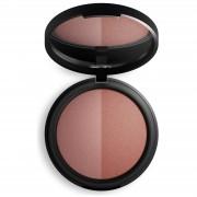 INIKA Mineral Baked Blush Duo - Burnt Peach 6.5g