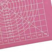 ELECTROPRIME® Pink A5 Cutting Mat Self Healing Non Slip Quilting Scrapbook Cut Board Pad