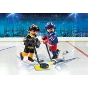 Playmobil NHL Blister Boston Bruins vs New York Rangers