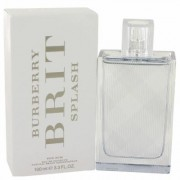Burberry Brit Splash For Men By Burberry Eau De Toilette Spray 3.4 Oz